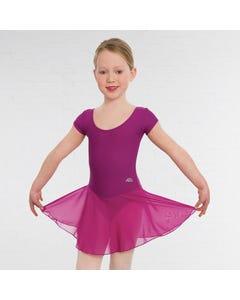ABD Body con Gonnellino in Voile Danza Pre-Preparatory a Primary