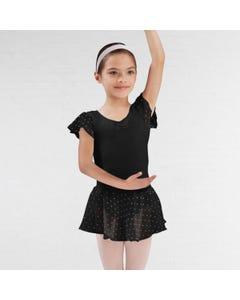 Bloch Olesia Georgette Sequin Skirt