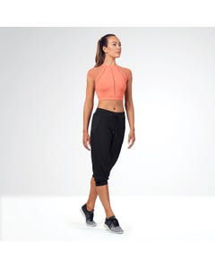 Bloch Perforated Crop Pants