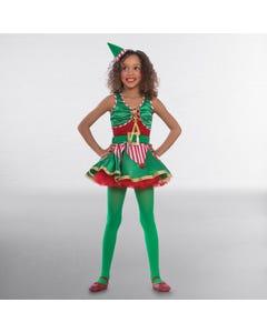 1st Position Costume da Elfo Due Pezzi