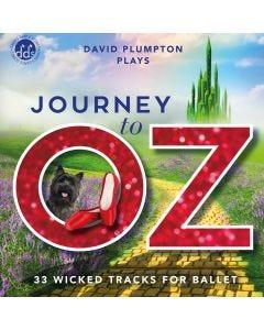 CD David Plumpton Giocca Journey to Oz