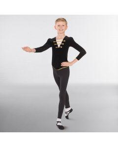1st Position Tunica da Balletto in Velour