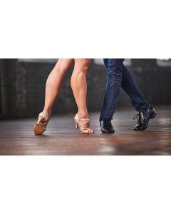 Capezio Ben Dancesport Scarpe da Ballo di Sala con Tacco di 2.5cm
