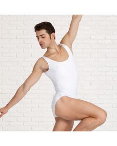 Plume Mens Tank Leotard