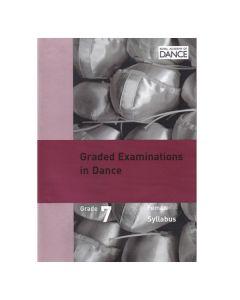 Syllabus DVD Grade 7 (Femminile)
