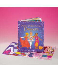 Libro Adesivi per vestire le Ballerine