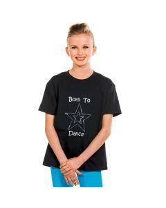Born To Dance T Shirt