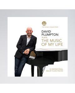 """David Plumpton Suona """"La Musica della Mia Vita"""" CD"""