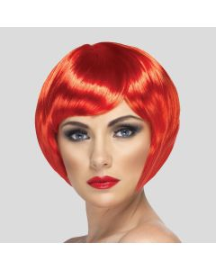 Parrucca Babe Rossa