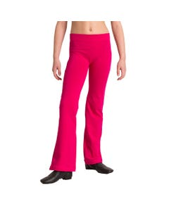 Plume Boot Leg Jazz Trousers