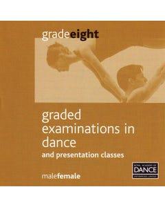 Syllabus CD Grade 8 (Maschile e Femminile)