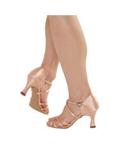 BR31007S ROSA - Scarpe da Sala di Ballo