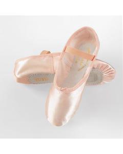 Sansha Tutu 4S Scarpa da Balletto Raso
