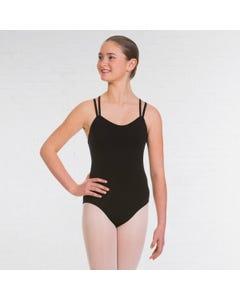UKA - Body Doppie Bretelle da Tap e Balletto - gradi 5-8 e sueriori