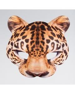 Mezza maschera da Leopardo